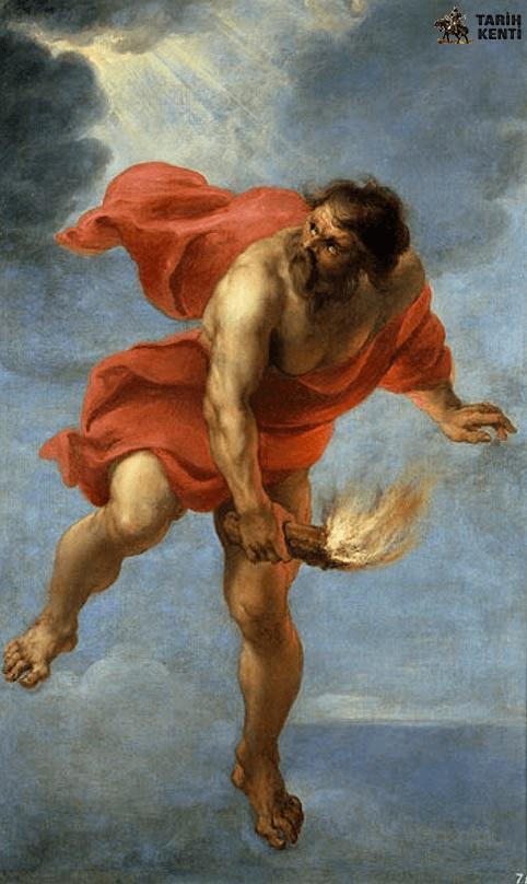 Prometheus Mitoloji | Prometheus'un Nitelikleri