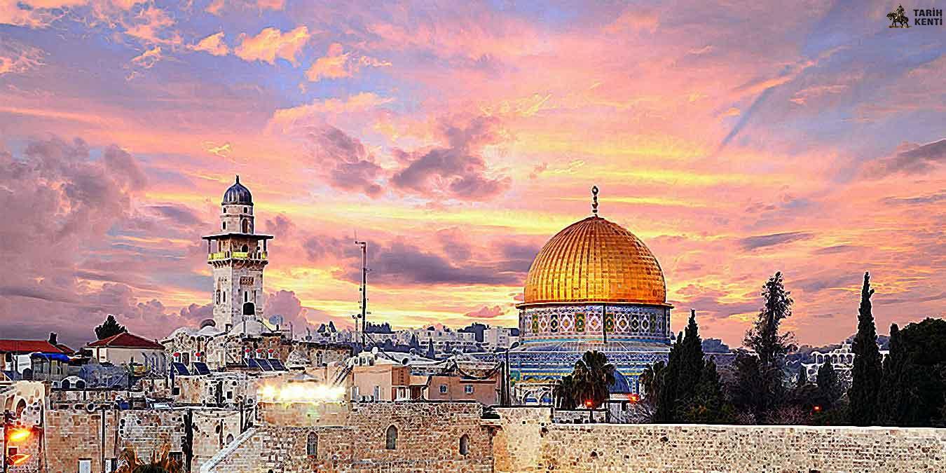 Tarih Beşiği Kudüs