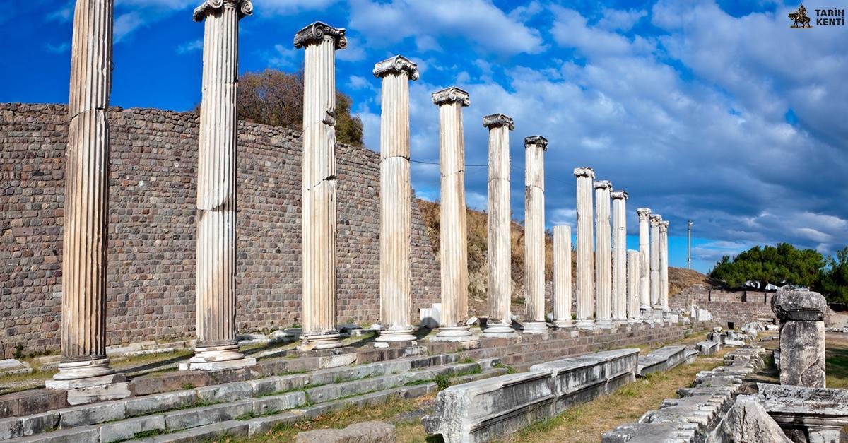 Helenistik Dönemin Işığı İzmir