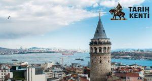 Tarihi Galata Kulesi