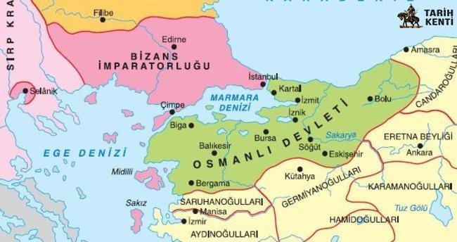 Bizans İmparatorluğu Nerede Kuruldu?