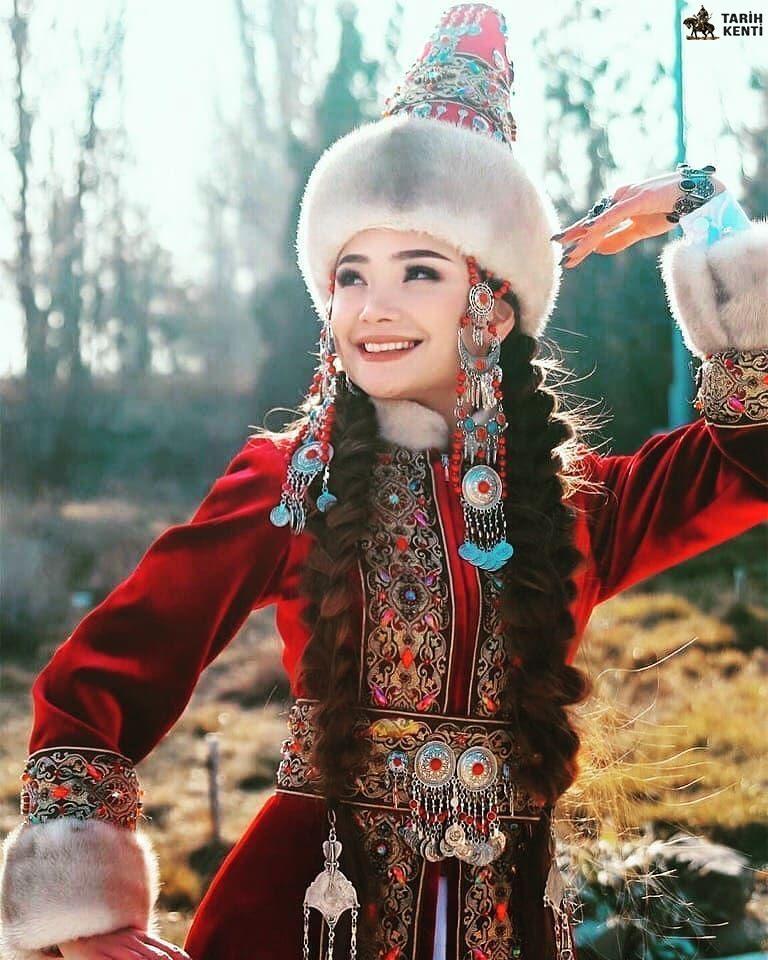 Orta Asya Türkleri Yaşamı