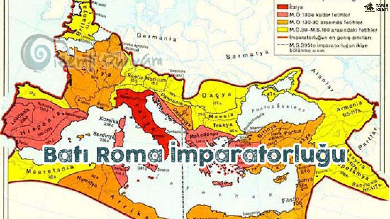 batı roma imparatorluğu harita, batı roma imparatorluğu neden yıkıldı, batı roma imparatorluğu tarihi. batı roma imparatorluğu nezaman yıkıldı
