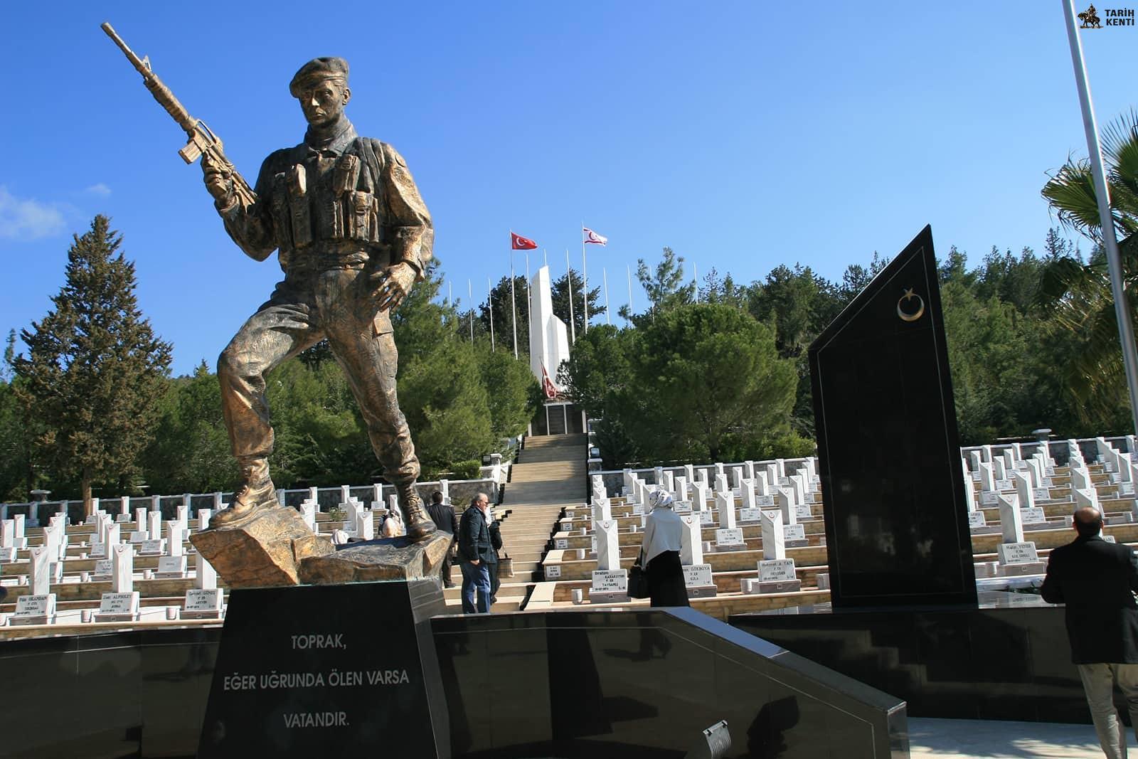 Kıbrıs Şehitleri | Kıbrıs Barış Harekatı