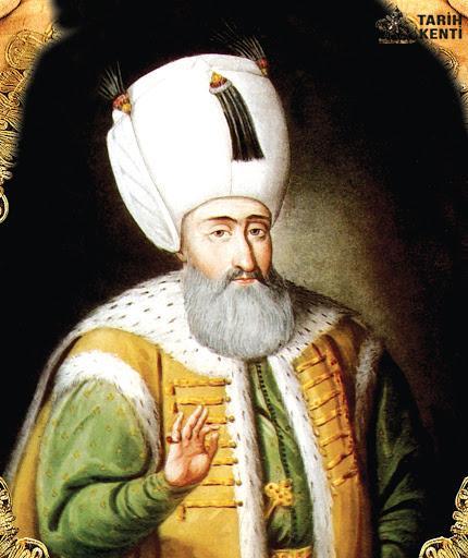 Kanuni Sultan Süleyman Kimdir? 27 Nisan 1495